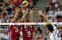 لیگ ملتهای والیبال| ایران؛ تنها یک پیروزی تا شیکاگو/ فقط لهستان میتواند دردسرساز شود