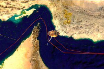 پهپاد آمریکایی چند کیلومتر به حریم هوایی ایران تجاوز کرد؟
