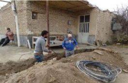 کاهش ۲۰درصدی حوادث انشعاب آب در منطقه گلپایگان