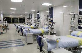 نوسازی کامل بیمارستان گلپایگان