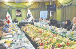 تاکید مدیر عامل فولاد مبارکه و مسئولین شهرستان مبارکه بر توسعۀ پایدار منطقه و حفظ منافع ملی