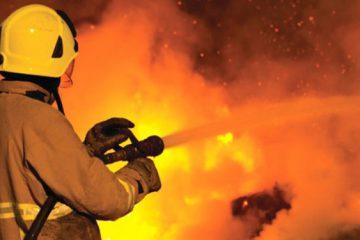 اطفای بیش از ۵۰۰ مورد آتش سوزی در کرج