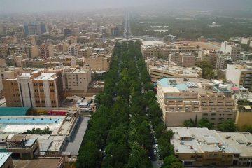 کیفیت هوای اصفهان بار دیگر «ناسالم» شد