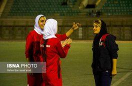 سرمربی تیم فوتبال بانوان شهرداری بم: قهرمانی راحت به دست نیامد