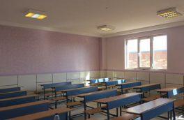 سرانه فضای آموزشی خراسان رضوی کمتر از میانگین کشور است