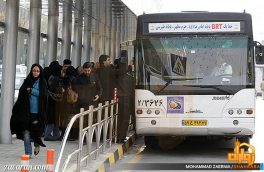تقویت سرویسدهی خطوط حرم مطهر با ۱۷۰ دستگاه اتوبوس در روز عید سعید فطر