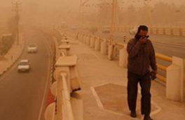 توضیحات هواشناسی در مورد منشأ ریزگردهای اصفهان