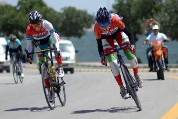 یزدانی قهرمانی دوچرخه سواری ایران شد