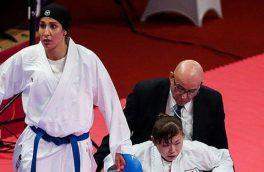 عباسعلی: برای رسیدن به المپیک توکیو کار سخت است/ فاصله کاراتهکاها میلیمتری شده