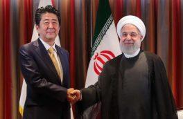 سفر شینزو آبه به تهران