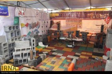 نمایشگاه بین المللی ماشین آلات و لوازم ساختمانی در تبریز گشایش یافت