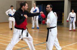 روحانی: نبودن مربیان کنار ملیپوشان یک ایراد بزرگ است/ کاراته باید مالی حمایت شود