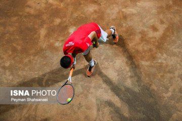 تنیس ایران به سوریه هم باخت