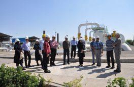 سیزدهمین نشست کارگروه بهداشت صنعتی شرکت انتقال گاز ایران