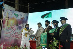 حضور خادمین حرم مطهر حضرت معصومه (س) در جشنواره تابستانی شهرمن، خانه من