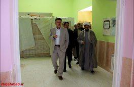 بازدید سرپرست شهرداری نجف آباد از مجموعه فرهنگی منطقه چهار