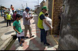 بیش از ۴ میلیارد ریال اقلام ضروری بین مددجویان سیلزده در گلستان توزیع شد