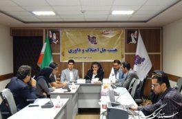 تعیین تکلیف ۱۴ قرارداد راکد در شهرکها و نواحی صنعتی گلستان