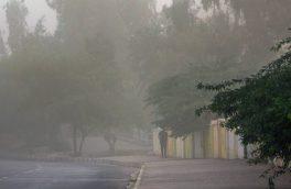 گرد و غبار بهصورت موقت بخشی از خوزستان را در بر میگیرد
