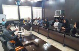 کارگاه آموزشی اجرای مرحله سوم نظام آراستگی (s3 ) در اداره منطقه نجف آباد برگزار گردید