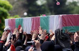 پیکر شهید دشتبانی فردا در بندرعباس تشیع میشود