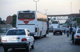 رعایت قانون و نظم، رافع ترافیک حوالی پایانههای مسافربری شهر اصفهان