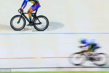 یزد قهرمان دوچرخه سواری پیست قهرمانی کشور شد/ حرکت ارزشی دو رکابزن