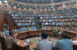جلسه هم اندیشی دانشجویان دافوس ارتش برگزار شد