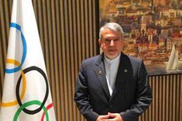 صالحی امیری: به IOC بابت بدرفتاری با والیبالیستها اعتراض کردیم/ رفتار انگلیسیها سیاسی بود