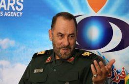 دیدگاه فرمانده سپاه کردستان در خصوص اقدامات ایذایی گروهکهای ضدانقلاب