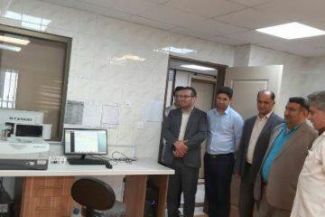 بازدید فرماندار کردکوی از درمانگاه تامین اجتماعی یادگار امام