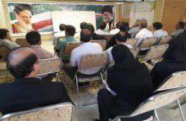 برگزاری دوره آموزشی مبانی حقوقی جعل اسناد در آبفا برخوار
