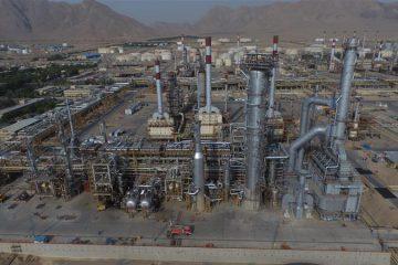 واحدهای تقطیرو گاز مایع شماره ۳ پالایشگاه اصفهان راه اندازی شد