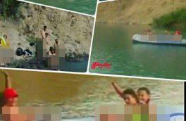 انتشار عکسهای بیحجاب در دریاچه ولشت/ «مسئولین فرهنگی دقیقا دارید چه میکنید»