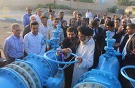 ۴۲ هزار مترمکعب به ظرفیت روزانه شبکه آب اهواز افزوده شد