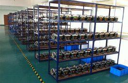 کشف بیش از ۴۰۰ دستگاه استخراج گر ارز دیجیتال در شهرضا