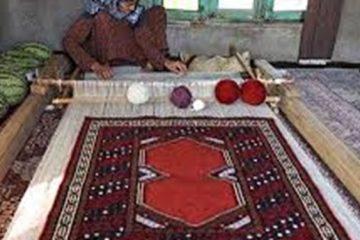 صادرات ۶ هزار متر مربع فرش دستباف در گلستان