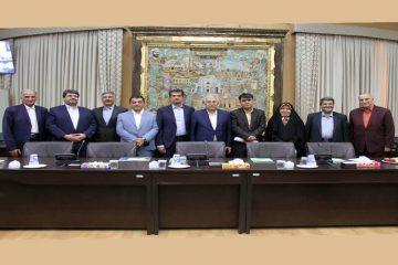 همگرایی اتاق های بازرگانی برای توسعه متوازن اقتصادی