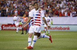 آمریکا حریف مکزیک در فینال جام طلایی شد