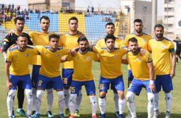 تساوی نفت مسجدسلیمان در حضور سرمربی تیم ملی