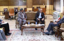 مدیر جدید دفتر نمایندگی وزارت امور خارجه در قزوین معرفی شد