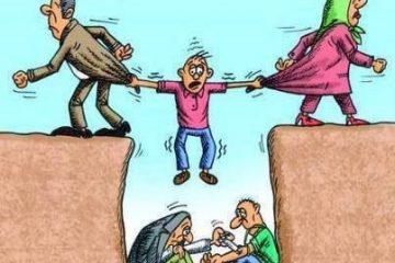 تبعات هولناک طلاق برای پسران