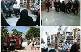 برگزاری کارگاه آموزشی مدیریت بحران با حضور کتابداران شهرستان نطنز