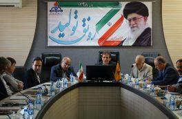 هیئت حسابرسی داخلی شرکت ملی گاز ایران از شرکت گاز استان کردستان بازدید کردند
