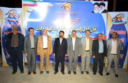 افتتاح همزمان سه پروژه برق منطقهای خوزستان در شوش