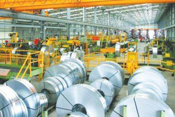 تولید محصولات سرد نوردیدهی سخت و نیمسخت در فولاد مبارکه