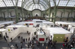 حضور یک گالری ایرانی در بازارچه هنر معاصر پاریس