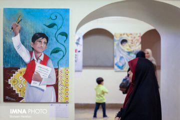 """حراج """"رویای کودکان"""" در موزه هنرهای معاصر"""