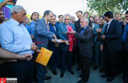 افتتاحیه پروژه های منطقه ۱۴ شهرداری اصفهان