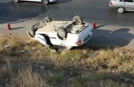 سانحه رانندگی در نایین یک کشته و ۵ مصدوم بر جا گذاشت